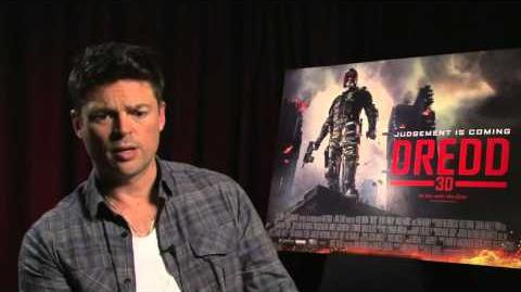 Karl Urban Interview - Dredd