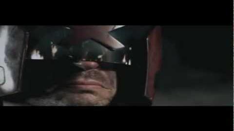 "Dredd FAN MADE TV Spot - ""I am the Law"""