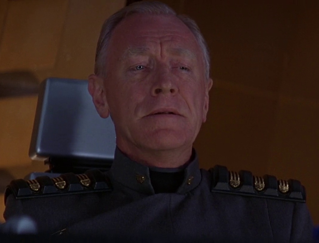 Chief Justice Fargo (Max von Sydow)