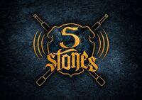 Asociación Berciana Jugger 5Stones Emblema Wikijugger.jpg