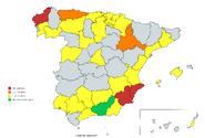 Mapa Jugger España Wikijugger