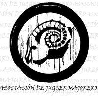 Asociación Cultural y Deportiva Jugger Majorero Emblema Wikijugger.jpg