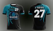 Equipación Onuba Krakens 2020 Wikijugger