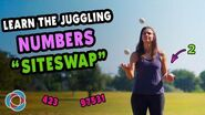 Learn the JUGGLING NUMBERS!- SITESWAP Tutorial