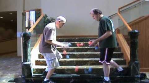 Stair_Bouncing