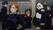 Tokyo Team meeting (Anime)