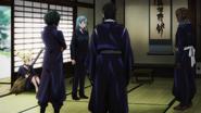 Noritoshi tells his team to attack Yuji (Anime)