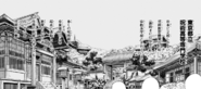 Tokyo Jujutsu High landscape
