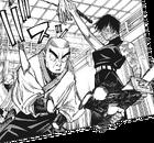 Maki begins fighting the Kukuru Unit