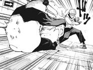 Yuji defeats Panda