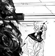 Sukuna kills Mimiko