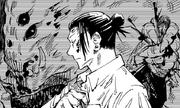 Suguru becomes a curse user