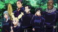 Kyoto Jujutsu Students (Anime)