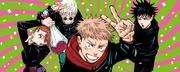 Shonen Jump 2020-25 (Artwork)