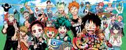 Shonen Jump 2020-23 (Artwork)
