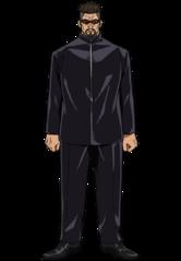 Masamichi Yaga (Anime)