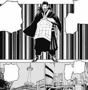 Geto declares war on the Jujutsu Sorcerers