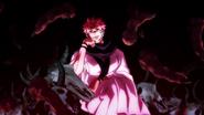 Sukuna's presence (Anime)