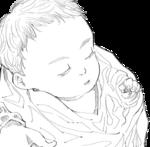 Satoru bébé CH96