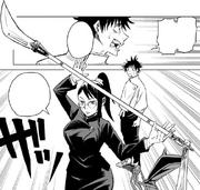 Team Yuta and Maki