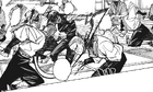 Maki overpowers the Kukuru Unit
