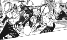 Maki overpowers the Kukuru Unit.png