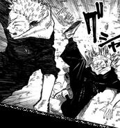 Catfish curse makes Yuji fall over