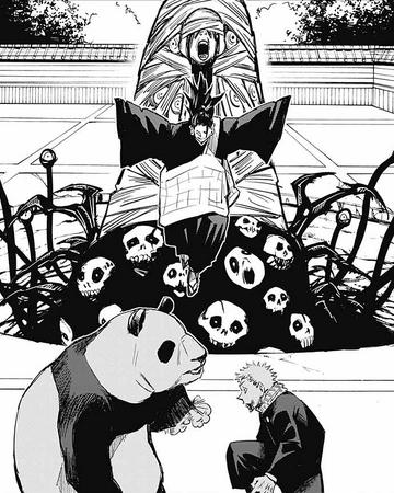 Maki Zenin Toge Inumaki Panda Vs Suguru Geto Jujutsu Kaisen Wiki Fandom