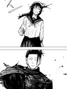 Riko is shot dead