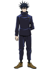 Megumi Fushiguro (Anime)