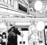 Yuji investigates Kinema Cinema