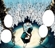 Yuta in isolation