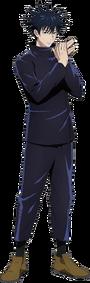 Megumi Fushiguro Jujutsu Kaisen Wiki Fandom