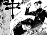 Suguru Geto vs. Toji Fushiguro