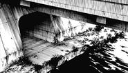 Kawasaki sewers entrance