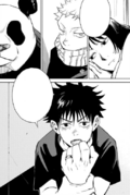 Yuta finds his resolve