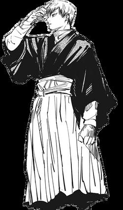 Naoya Zenin Jujutsu Kaisen Wiki Fandom