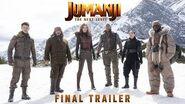 JUMANJI THE NEXT LEVEL - Final Trailer (HD)