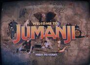 Jumanji Video Game Start