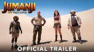 JUMANJI THE NEXT LEVEL - Official Trailer (HD)