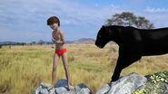 Jungle Book Wedgie - 3D