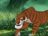 Shere Khan (Disney's animated films)/Gallery
