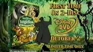 The Jungle Book - 2007 DVD Commercial