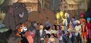 Disney meets the original Arthurs
