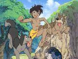 The Jungle Book Shōnen Mowgli