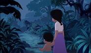 Shanti and Ranjan are both leaveing without Mowgli