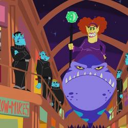 Season 1 monsters