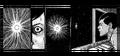 A shot of a scientist being alarmed (Hellstar Remina)