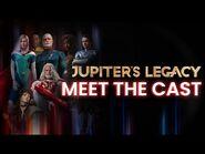 Jupiter's Legacy - MEET THE UNION (Main Character Breakdown & Details)