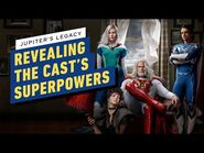 Jupiter's Legacy Cast- Superpowers Explained